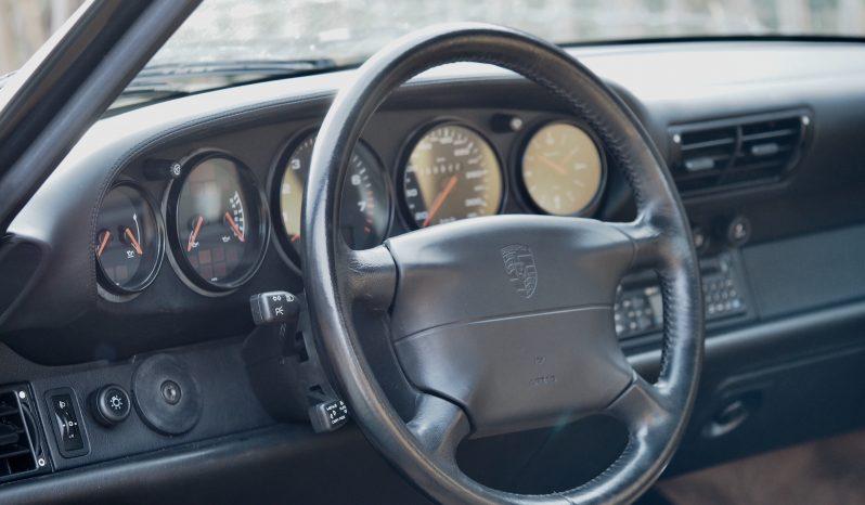 Porsche 993 Turbo coupé 1995 – Vendue complet