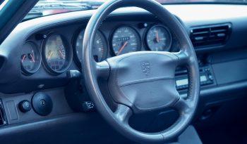 Porsche 993 Carrera 4S 3.8 X51 300 CV 1998 – Réservée complet