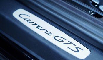 Porsche 991.1 Carrera GTS 3.8 Manual 2015 complet