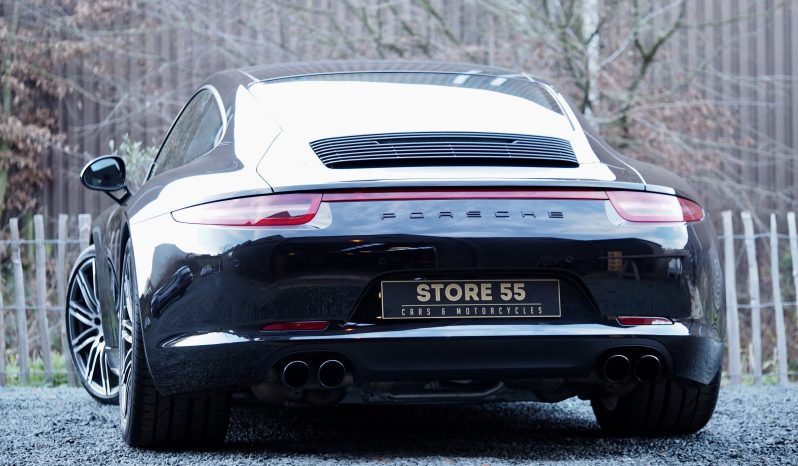 Porsche 991.1 Carrera GTS 3.8 Manual 2015 – Vendue complet