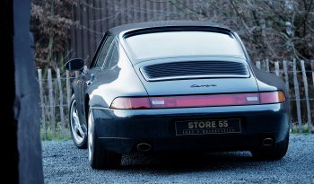 Porsche 993 Carrera 2 1994 – Vendue complet