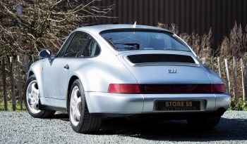 Porsche 964 Jubile 30 Jahre Edition Nr. 315 1993 complet