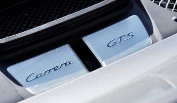 Porsche 991.1 Carrera GTS 3.8 Cabriolet  Pack Sport Design 2015 – Vendue complet