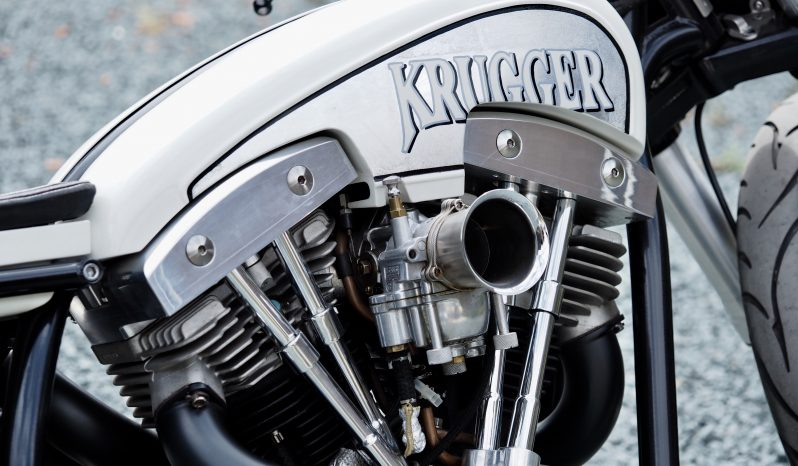 Overmile by Fred Krugger S&S Shovelhead 103 – 2009 complet
