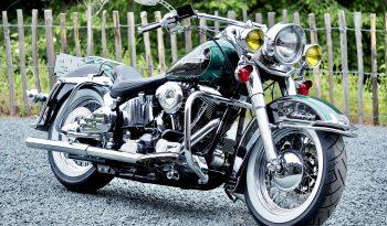 Transformation sur Harley – Davidson 1340 Heritage Softail 1991 – Vendue complet