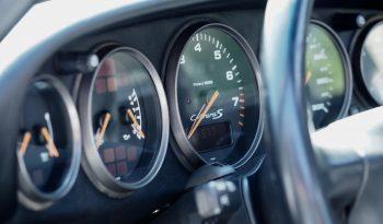 Porsche 993 Carrera S Varioram 1997 – Vendue complet