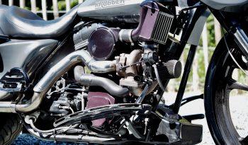 Bagger By Krugger HD Sreamin'Eagle Electra Glide 103 2005 complet
