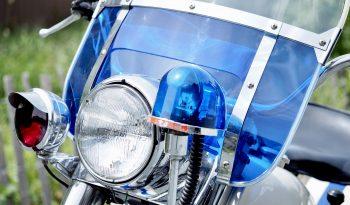 Harley-Davidson FLH 1200 Police Belge 1970 – Vendue complet