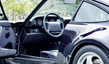 Porsche 964 Carrera 4 Jubile 30 Jahre Edition 1993 – Vendue complet