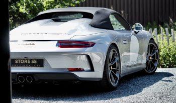 Porsche 991.2 4.0 Speedster Pack heritage 2020 Price on request complet