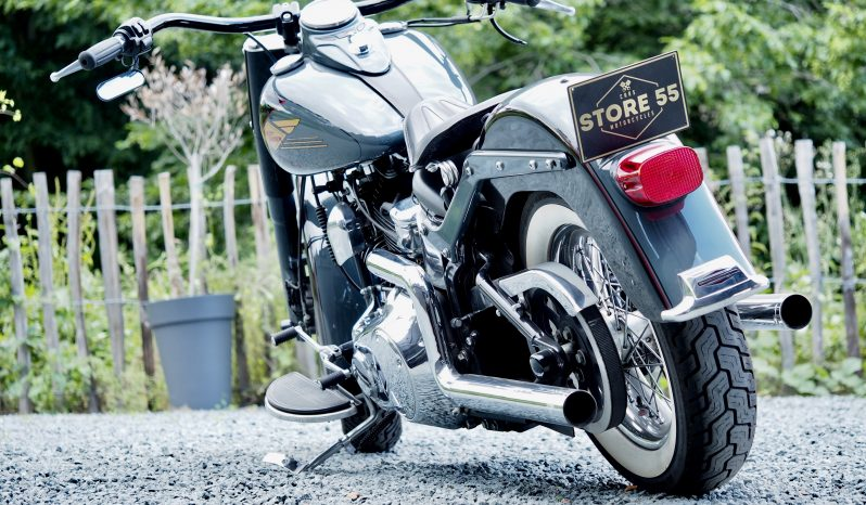 Harley-Davidson Héritage Softail 1585 Sed's Motorcycles 2010 – Vendue complet