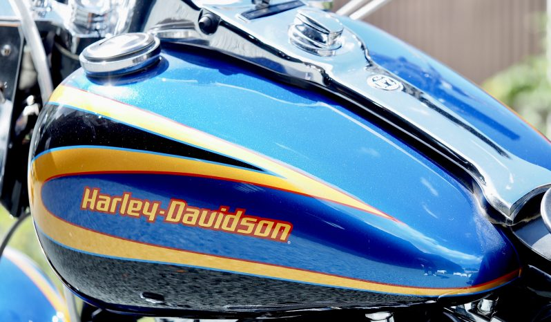 Harley-Davidson Softail 1450 injection 2006 complet