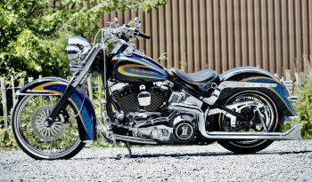 Harley-Davidson Softail 1450 injection 2006 – Vendue complet