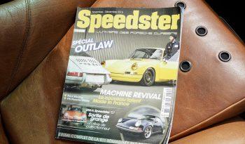 Porsche 911 MR 10 Outlaw 3.2 Drive Till death 1984 complet