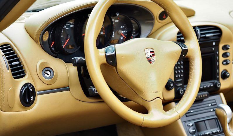 Porsche 996 Carrera 4S Cabriolet Tiptronic 2005 – Vendue complet