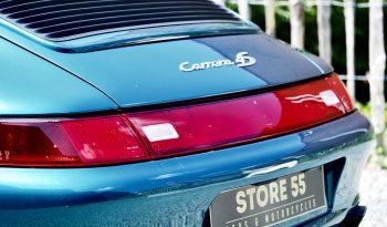 Porsche 993 Carrera 4S Varioram 1996 complet