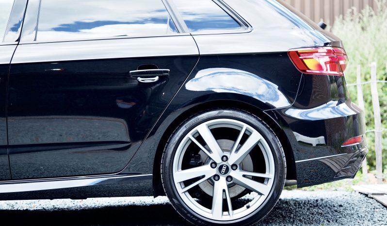 Audi RS3 Quattro Sportback 2.5 TFSI 400Cv – 2017 – Vendue complet