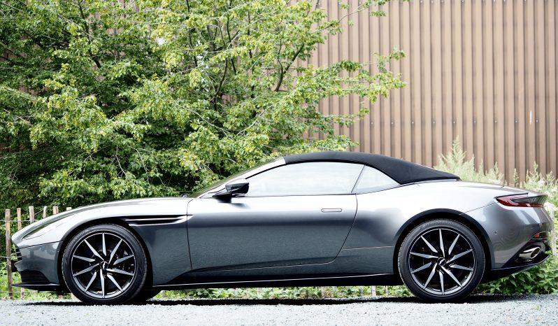 Aston Martin DB11 Volante 4.0 V8 2020 – Vendue complet