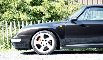 Porsche 993 Turbo coupé – 1995 complet