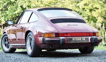Porsche 911 Carrera 3.2 Boite 915 1984 – Vendue complet