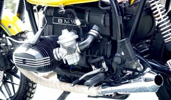 BMW R100 RT Scrambler S55-XIII 1980 complet