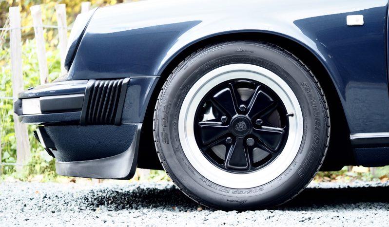 Porsche 911 Carrera 3.2 Boite G50 1988 – Vendue complet