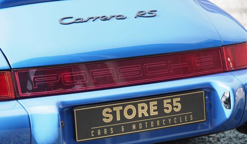 Porsche 964 Carrera RS 1992 complet