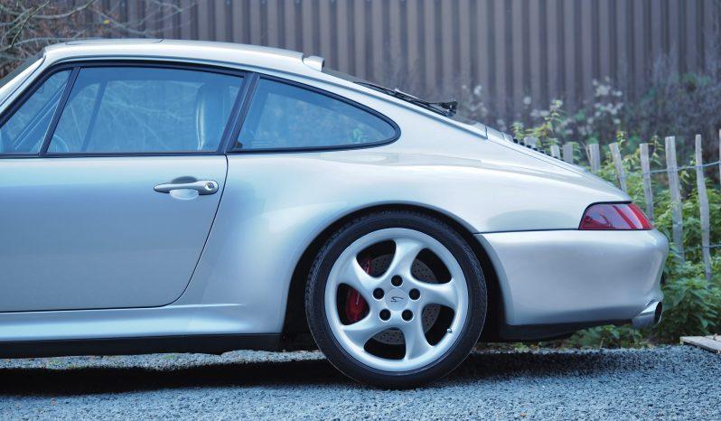 Porsche 993 Carrera 4S 1997 complet