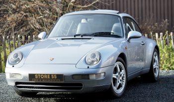 Porsche 993 Targa Varioram 1997 complet