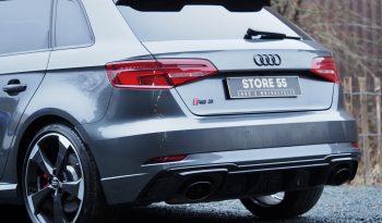 Audi RS3 Sportback NON FAP 2.5 TFSI 400Cv – 2018 TVA Recup – Vendue complet