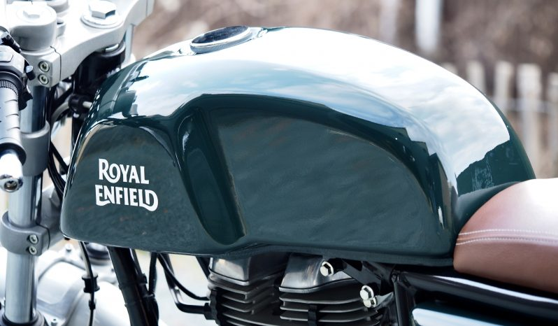 Royal Enfield Continental GT 535 2018 – Vendue complet