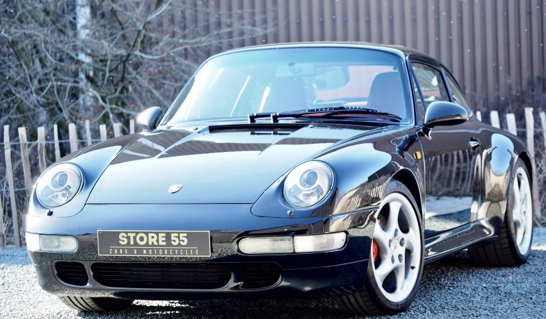 Porsche 993 Carrera 4S 1996 complet