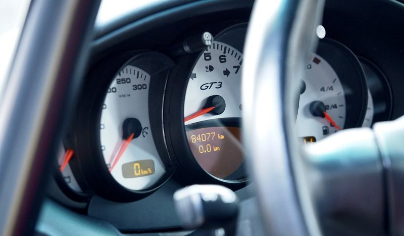 Porsche 996 GT3 MK2 Clubsport 2004 – Vendue complet