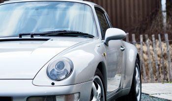 Porsche 993 Carrera Varioram Tiptronic 1997 – Vendue complet