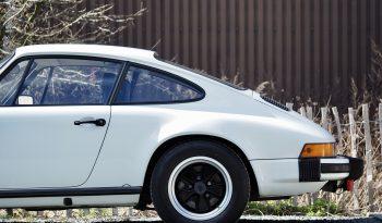 Porsche 911 Carrera 3.2 915 1983 – Vendue complet