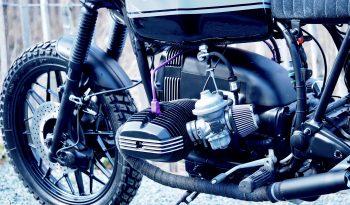 BMW R100 RT Scrambler S55-023 1989 – Vendue complet