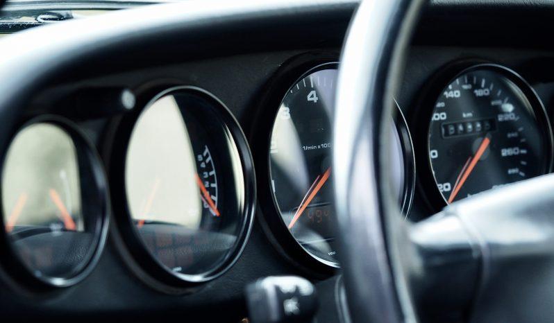 Porsche 993 Carrera 4 cabriolet 1995 – Vendue complet