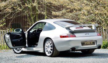 Porsche 996 GT3 MK1 Touring – 1999 complet