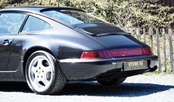 Porsche 994 Carrera 2 Phase 2 1992 – Vendue complet