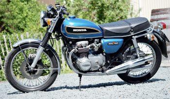 Honda CB 500 Four 1977 – Vendue complet
