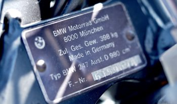 BMW R100 RT Scrambler S55-019 1980 complet