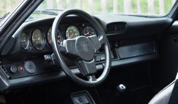 Porsche 911 Turbo 3.3 BT 4 1983 complet