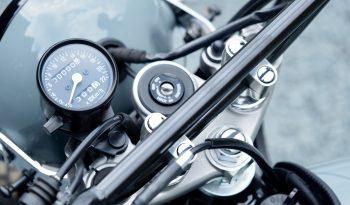Yamaha SR 400 Scrambler S55-024 2015 – Vendue complet