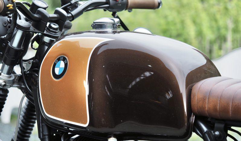 BMW R100 RT Scrambler S55-015 1979 complet