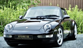 Porsche 993 Carrera 4 1995 – Vendue complet