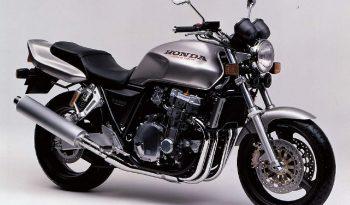 Honda CB 1000 S55-026 1998 – Vendue complet