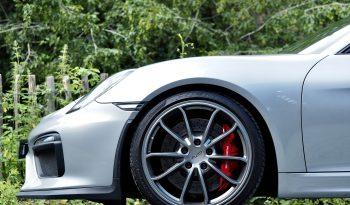Porsche 981 3.8 Cayman GT4 Clubsport * Porsche Approved * 2016 complet