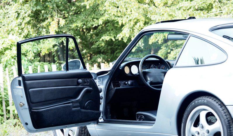 Porsche 993 Coupé Carrera – 1994 – Vendue complet
